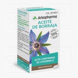 Arkocapsulas aceite de borraja 50 ca